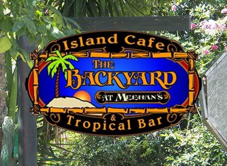 Backyard Island Cafe & Tropical Bar